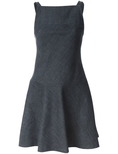 Raoul | Женское Синий Denim Cotton Blend Skye Strappy Dress From