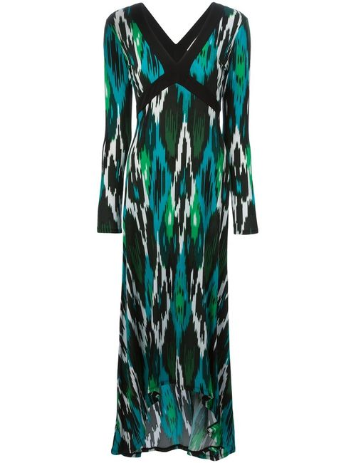 Michael Michael Kors | Женское And Printed Long Dress From
