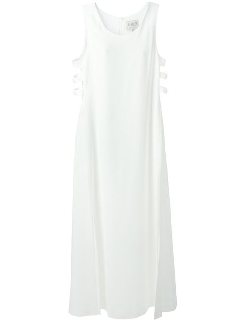 Sea | Женское Long Strappy Side Dress From