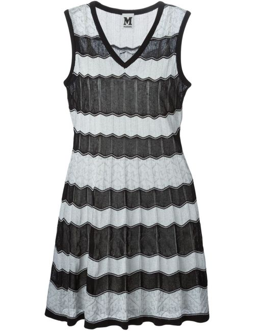 Missoni | Женское And Cotton Blend Zig Zag Knit Flared