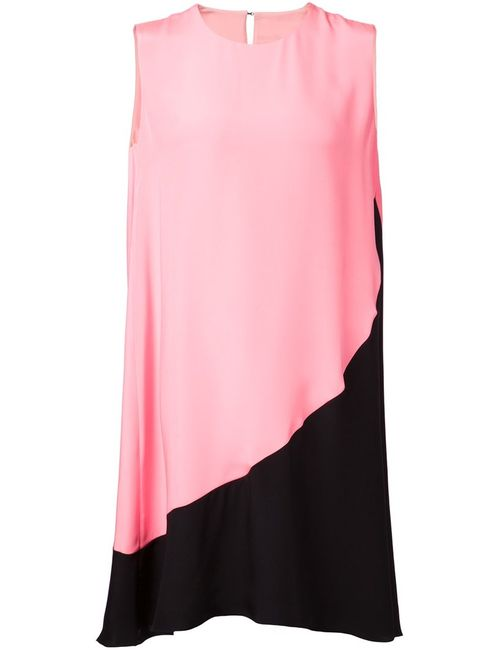 ROKSANDA | Женское And Silk Colour Block Shift Dress From