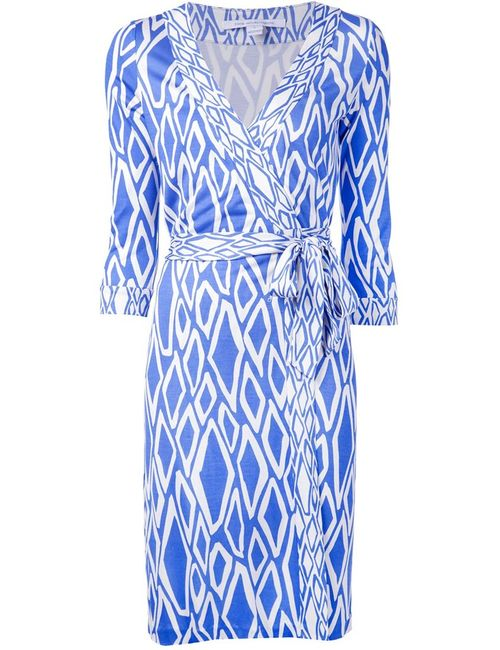 Diane Von Furstenberg | Женское And Silk Julian Dress From
