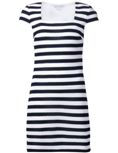 Diane Von Furstenberg | Женское Синий Navy And Cotton Suji Dress From