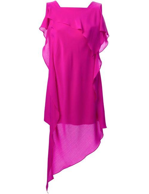 Acne | Женское Розовое Платье Barrow