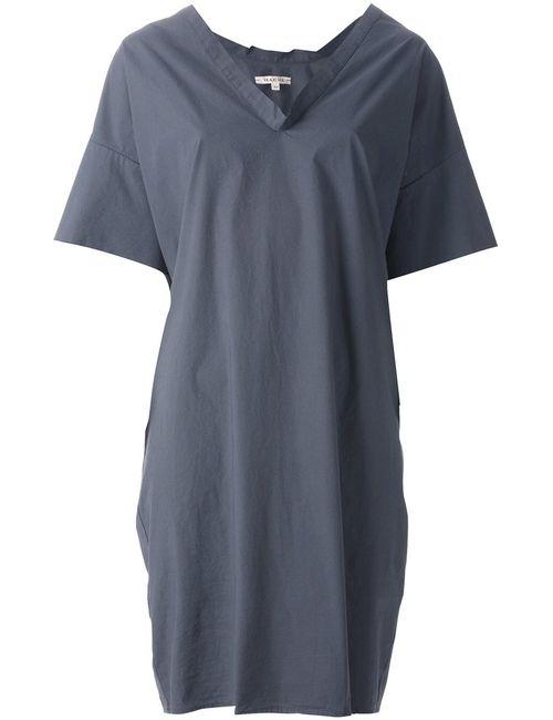Hache | Женское Stretch Cotton Oversized Shirt Dress From