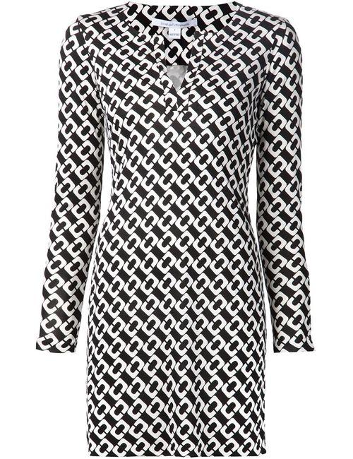 Diane Von Furstenberg | Женское Черный Reina Dress