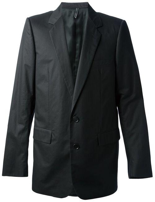 Dior Homme | Мужской Чёрный Классический Костюм