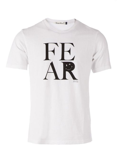 Undercover   Мужское Cotton Fear T-Shirt From