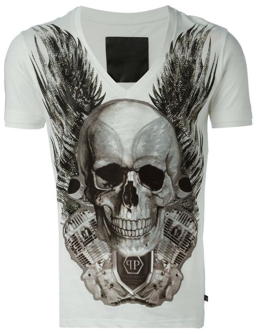 Philipp Plein | Мужское Cotton So Sublime T-Shirt From Featuring A