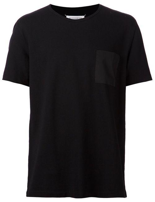 Maison Margiela | Мужское Cotton-Linen Blend T-Shirt From Maison Martin Margiela