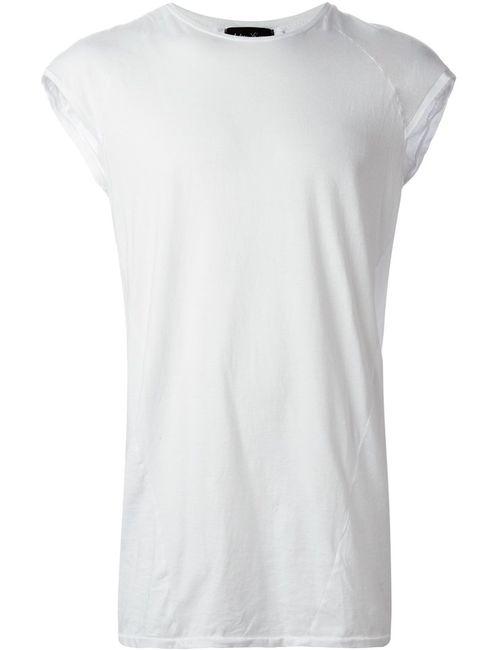 ANDREA YA'AQOV | Мужское Cotton Long Cap Sleeve T-Shirt From