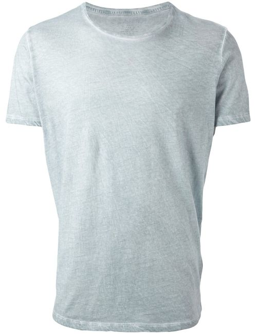 MAJESTIC FILATURES | Мужское Синий Cotton Round Neck T-Shirt From