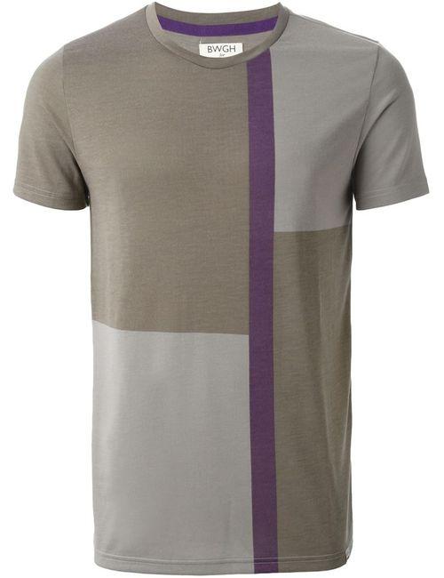 Puma | Мужское Colour Block T-Shirt From