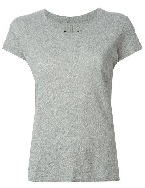 Rag & Bone/Jean | Женское Cotton Round Neck T-Shirt From Rag Bone