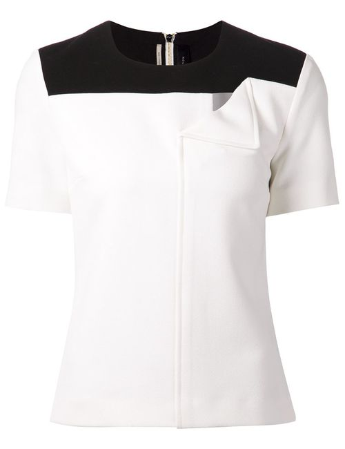 Roland Mouret | Женское And Hanch Top From