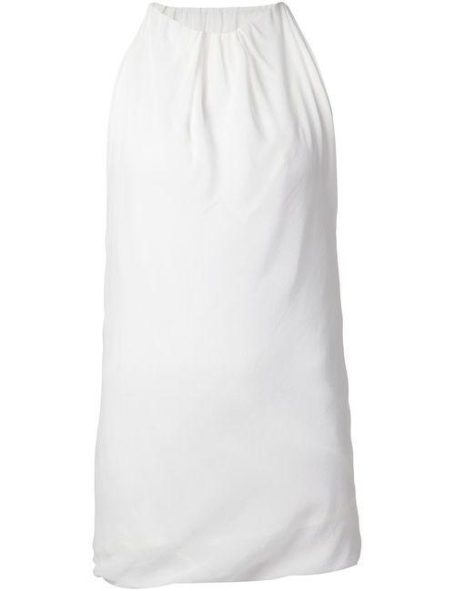 Rick Owens   Женский Белый Топ Bag