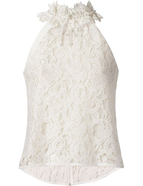 MARTHA MEDEIROS | Женское Белый Marescot Lace Blouse