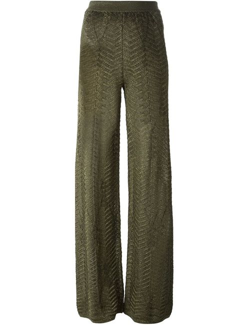 Missoni | Женское Wide Leg Trousers From