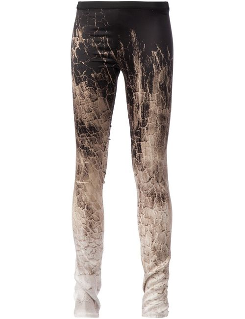 Ilaria Nistri | Женское Silk Blend Printed Trousers From