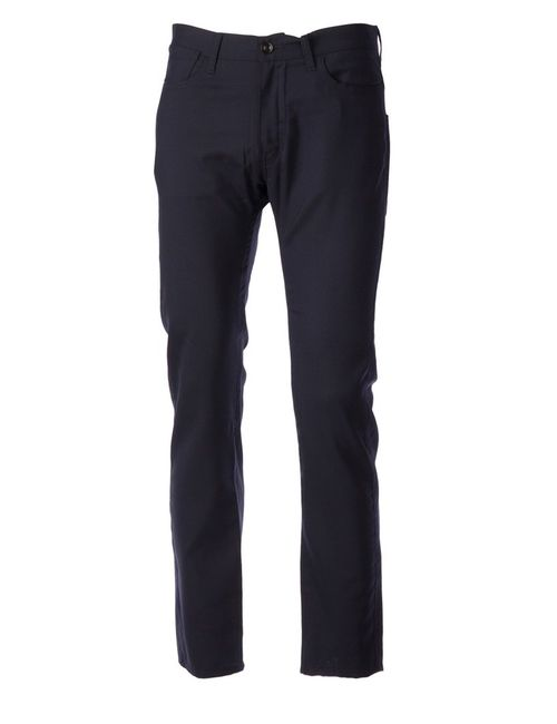 JUNYA WATANABE COMME DES GARCONS | Мужское Wool Slim Fit Trousers From