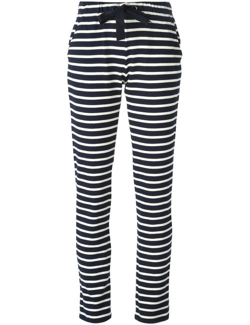 Petit Bateau | Женское And Cotton Striped Track Pants From
