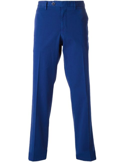 Canali | Мужское Stretch Cotton Classic Chinos From