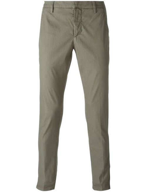 Dondup | Мужское Cotton Chino Trousers From