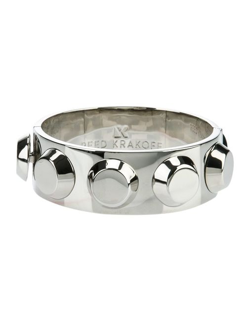 Reed Krakoff | Женское Metallic -Tone Brass Bionic Bangle From Featuring Large