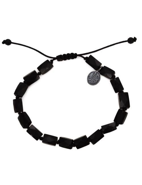 JOSEPH BROOKS | Мужское Чёрный Onyx Beaded Bracelet