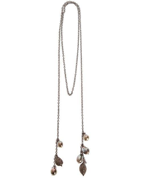 SAMIRA13   Женское Чёрный Charm Necklace
