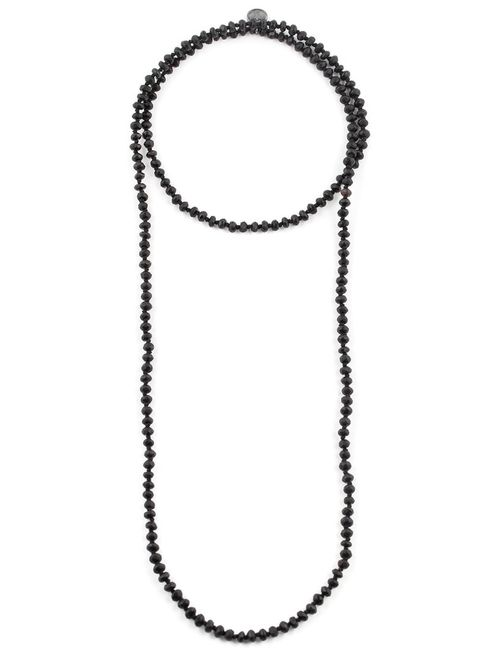 JOSEPH BROOKS | Мужское Чёрный Onyx Beaded Onyx Necklace From
