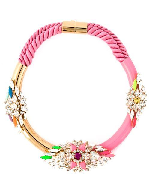 Shourouk | Женское Розовый Zulu Necklace
