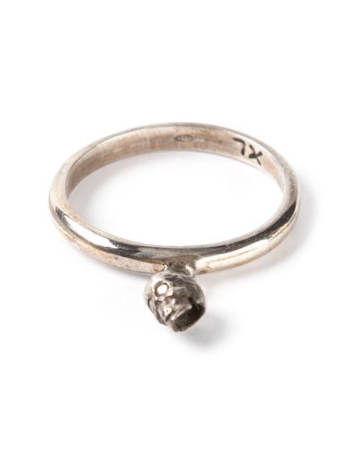 UGO CACCIATORI | Женское Ring From Featuring Cast Skull Detailing And