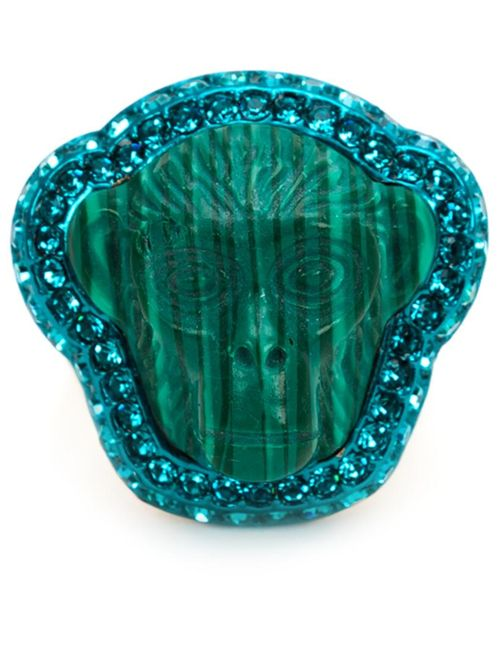 Vivienne Westwood | Женское Enamel And Crystal Fay Ring From