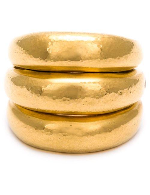 VAUBEL | Женское Серебристый Triple Band Ring