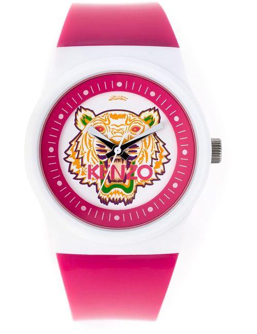 Kenzo | Женское Розовый Tiger Watch