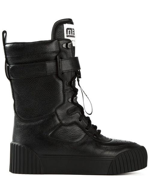 Marc by Marc Jacobs | Женские Чёрные Высокие Кеды Bmx Board Boots