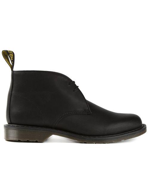 Dr. Martens | Мужские Чёрные Ботинки Sawyer