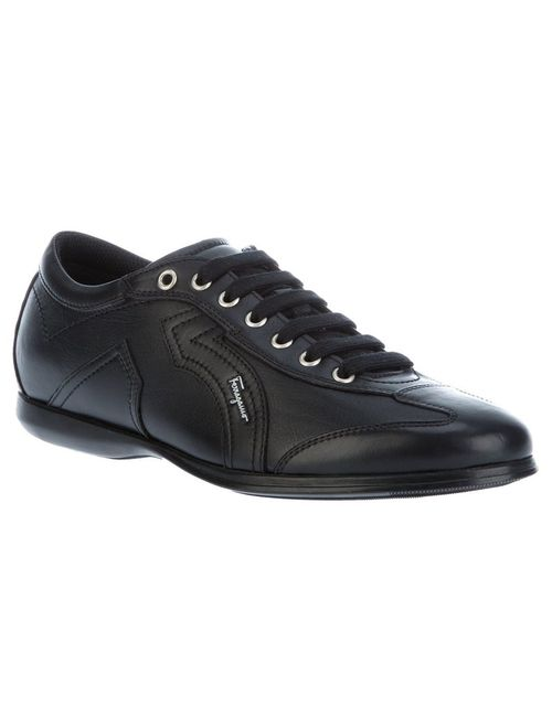 Salvatore Ferragamo | Мужское Чёрный Classic Sneaker