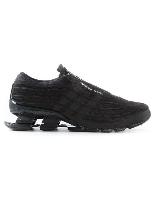 Adidas | Мужские Чёрные Кроссовки Bounce