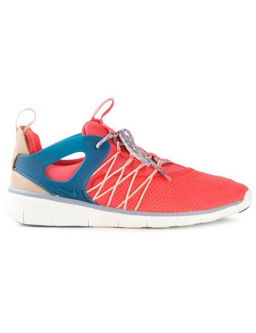 Nike | Женские Розовые Кроссовки Flyknit