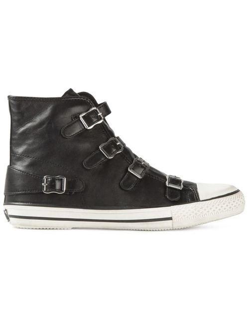 Ash | Женское Leather Virgin Hi-Top Sneakers From