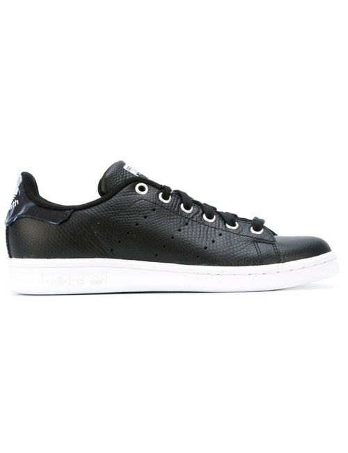 adidas Originals | Женское Чёрный Leather Stan Smith Sneakers From Adidas By