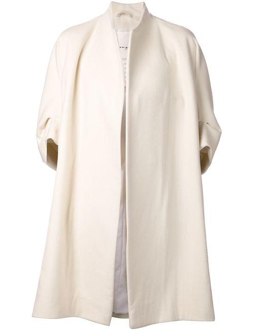 TOOGOOD | Женское Белое Свободное Пальто
