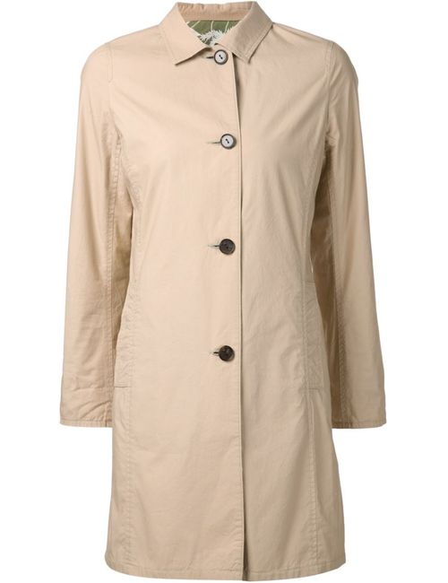 Lucien Pellat-Finet | Женское Camel Cotton Single Breasted Coat From