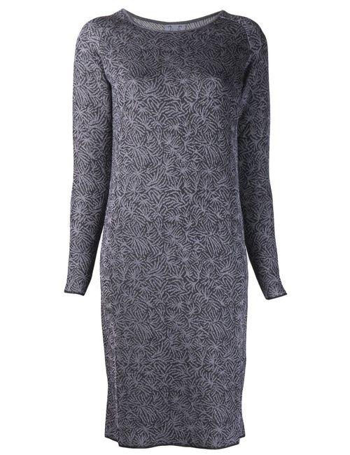 Thierry Colson | Женское Серый Print Dress