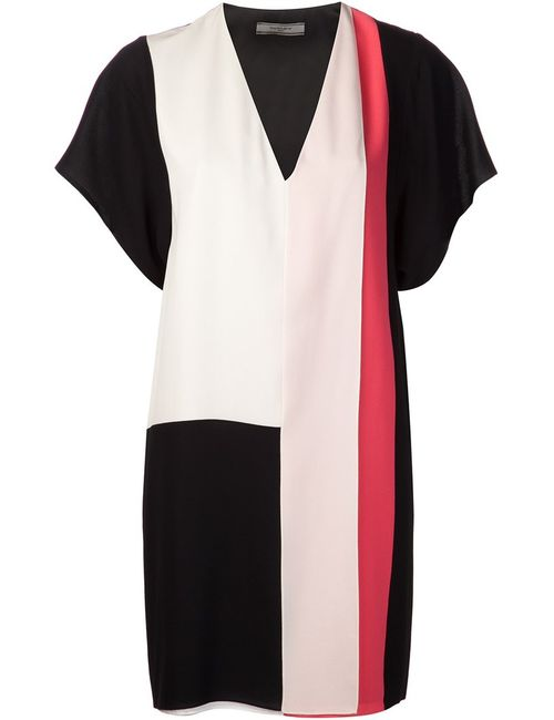 Bouchra Jarrar | Женское Чёрное Платье Без Рукавов
