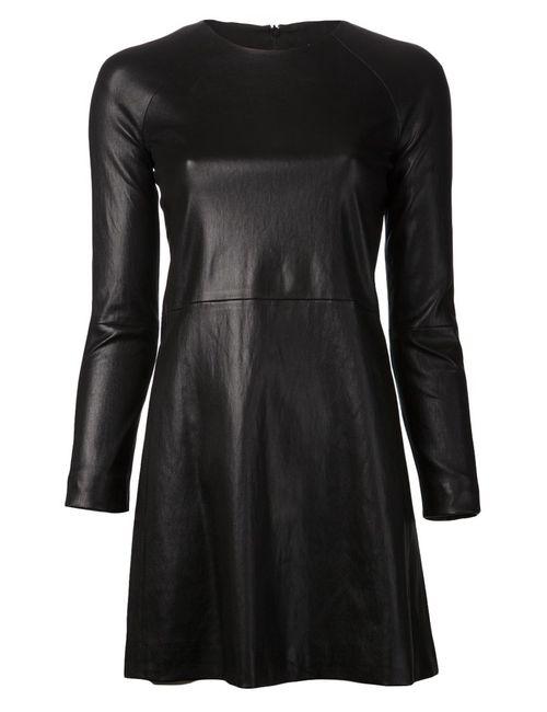 The Row | Женское Чёрное Платье Hawnler