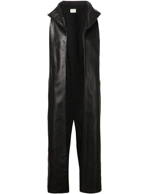 SABINE LUISE | Женская Черный Длинная Куртка Без Рукавов