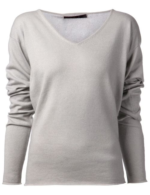 Denis Colomb | Женское Light Cashmere Loose Sweater From Featuring A